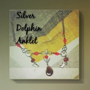 Dolphin🐬Anklet